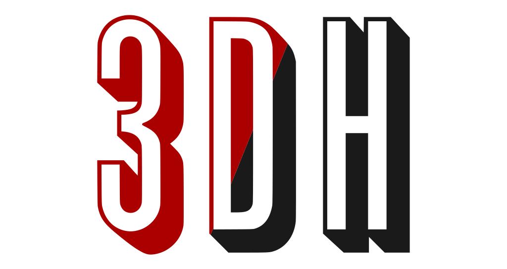 Figure 1: 3DH-logo
