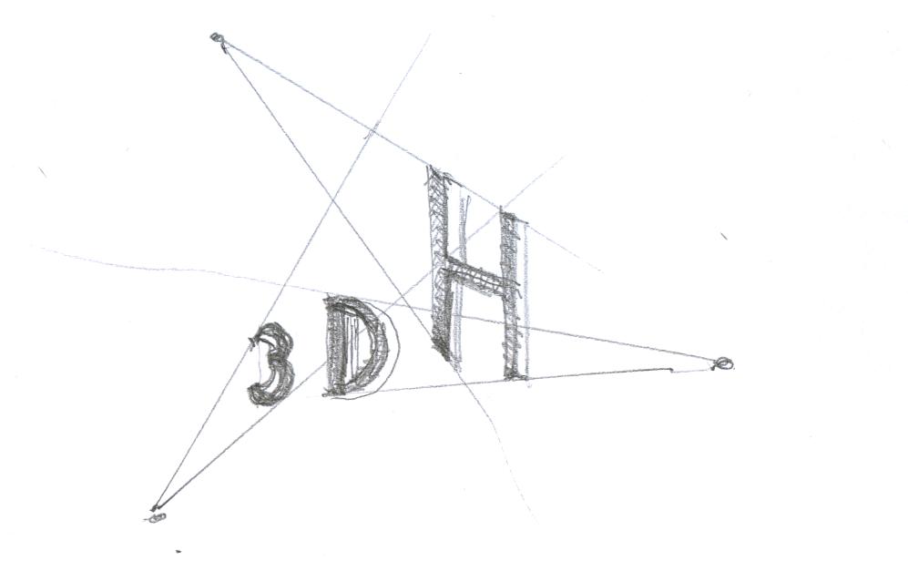 #3DH logo proposal
